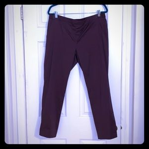 Uniqlo Ankle Pants W/ Pockets 32-34 EUC